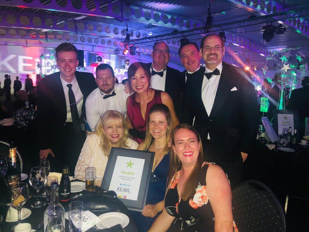 Customer Service Awards Finalists